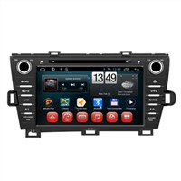 Wholesale Best Toyota Puris DVD CD Car Player 2 Din Navigation Android 4.2 System with GPS Radio TV