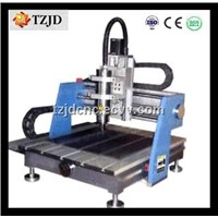 Small 3D Wood CNC Router machine