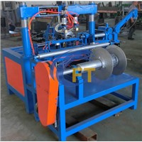 Brick Force Net Welding Machine for Single Roll