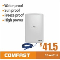 COMFAST CF-W802N High Power Wireless Wifi Adapter Outdoor CPE Support Soft-AP function