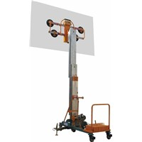 GLASS high LIFTING MANCHINE TROLLEY - ABACO -