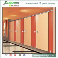 Jialifu hot sale modern phenolic toilet cubicle