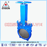 Ductile Iron Gate Valve/Ductile Iron Knife Gate Valve