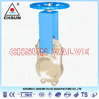 Uni-directional Seal Valve/Uni-directional Seal Knife Gate Valve
