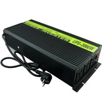 power inverter with charger THCA3000 12V input 220V output 3000W