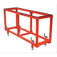 Abaco lifter stone display rack WORKING TABLE,stone tool machine,granite,marble, slab rack,