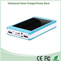 30000mah Dual usb Portable Solar Panel Battery Power Bank