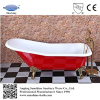 classic factory wholesale bathtubs with CE & cUPC certificates