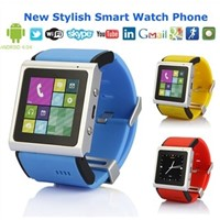 EC309 Watch Phone  Inch Screen 512MB 4GB Android 4.0 Smart Phone 2.0MP Camera 3G GPS Bluetooth