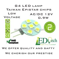 G4,Car LED,0.6W,6 pcs,SMD 5050,Taiwan Epistar chips,no.96528