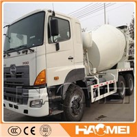 HM10-D HAOMEI concrete mixer truck for sale