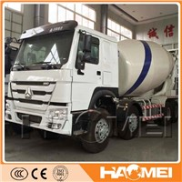 Technical parameters HM14-D cement truck mixer