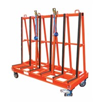 Abaco lifter stone storage A-FRAME ,frame for stone, stone storage a frame,
