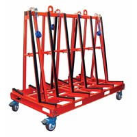 Abaco lifter stone storage rack stone lifter ONE STOP A-FRAME stone tool, equipment stone,