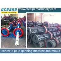 Pre-stressed Concrete Cement Electric Pole making machine