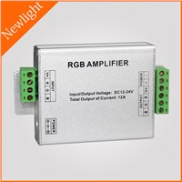 RGB LED Amplifier / Signal Booster 12A 24A DC12V-24V for RGB LED lighting fixtures
