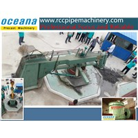 Verticl Vibration Concrete Pipe making machine