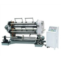 Horizontal Type Slitting and Rewinding Machine for plastic film/aluminium foil/paper