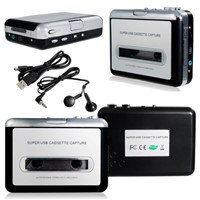 USB Cassette recorder, usb walkman player