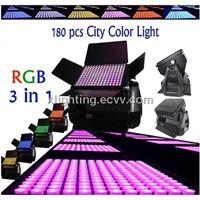180*9w super bright outdoor led city light