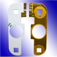 Electronic board,Flexible PCB board , ENIG FPC board