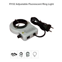 FI152 Adjustable Fluorescent Ring Light