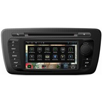 Pure android 4.0 Seat Ibiza 2013 audio GPS MP3 media player radio S150 platform