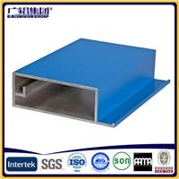 price of  profile aluminium for aluminium sliding window fabrication