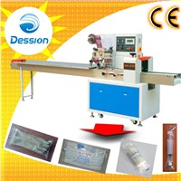 Surgical scissor stainless steel tweezer packaging machinery packing machine Automatic wrapping