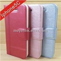 High Quality and Hot Flip Cover for iPhone 5C (MY-CS05C)
