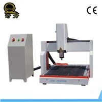 Mini Size Metal Engraver CNC Router Machine