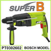 Professional SDS-Plus rotary hammer; rotary hammer drill
