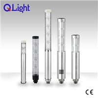 Ultra slim style LED tower light