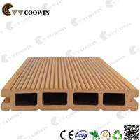Outdoor Usage Waterproof Wood Plastic Composite Decking