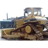 Supply Original Used Construction Machine Caterpillar Bulldozer d6h (d6g,d7h,d7g,d8k,d8l,d9n)
