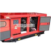 25kVA-37.5kVA Diesel Silent Generator with Isuzu Engine