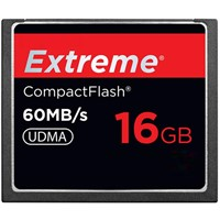 Factory Wholesale Cheap price 16GB CF Extreme 60MB/s Memory Card Free gift card reader Free shipping