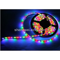 RGB LED Strips DC12V 60LEDs/M For Christmas (X-mas)