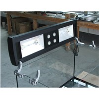 aquarium lighting, metal halide lamp fixture for aquarium, for plants