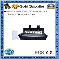 Jinan Stone Working CNC Router Marble Granite Milling CNC Machine