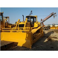 Used CAT D6H Bullodzer with Good Ripper / Caterpillar D6H bulldozer