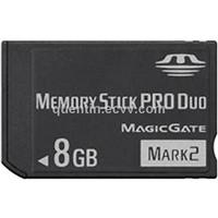 New brand 8GB Genuine Flash Memory Stick PRO DUO Mark 2