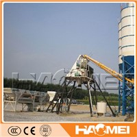 HZS35 staintionary Concrete Batching plant