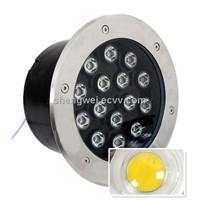 220V /12V 15W LED UnderwaterLight ,15W LED Fountain Lights