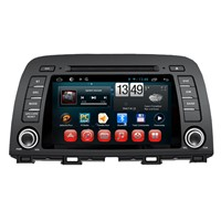 Factory 8inch 2 Din GPS Navigation for Cars Android 4.2 Navigation System Mazda6 2014 / CX-5