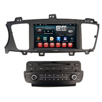 OEM Manufacturer Pure Android In Car Radio DVD System Multimedia GPS for Kia K7