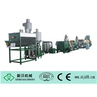 PE/PP Film Washing and Recycling Plant
