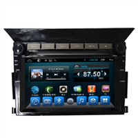 Wholesale Cheap In Dash Car Multimedia System with DVD VCD Player Navi Bluetooth for Honda Pilot