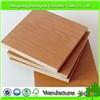 wood grain mdf melamine laminate board