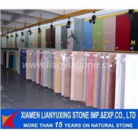 Artificial Quartz Stone for flooring tile, countertop and vanity top